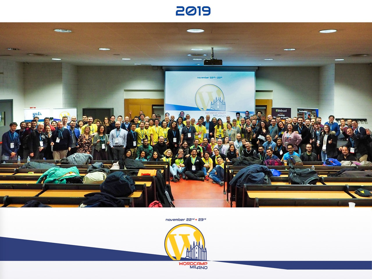 WordCamp Milano 2019