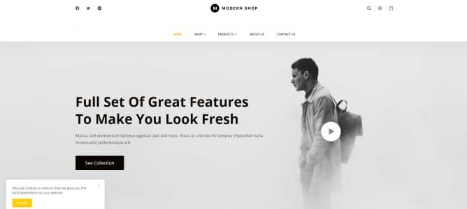 Blocksy – Il miglior tema free di WordPress