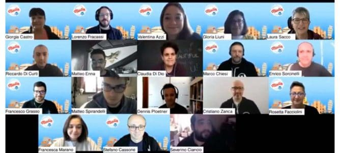 Il mio 2020 tra WordCamp (Italia) e Community di WordPress